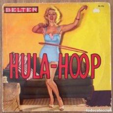 Discos de vinilo: CONJUNTO TROPICAL HULA HOOP EP BELTER ESPAÑA. Lote 160221650