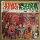 Discos de vinilo: HENRY AND THE SEVEN COME SINGLE CEM DISCO EXCELENTE 1968. Lote 160228106