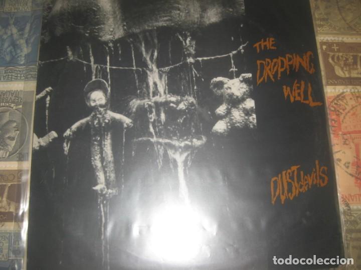 DUSTDEVILS ?– THE DROPPING WELL (ROUSKA 1987) OG UK INDIE LEA DESCRIPCION (Música - Discos de Vinilo - Maxi Singles - Punk - Hard Core)