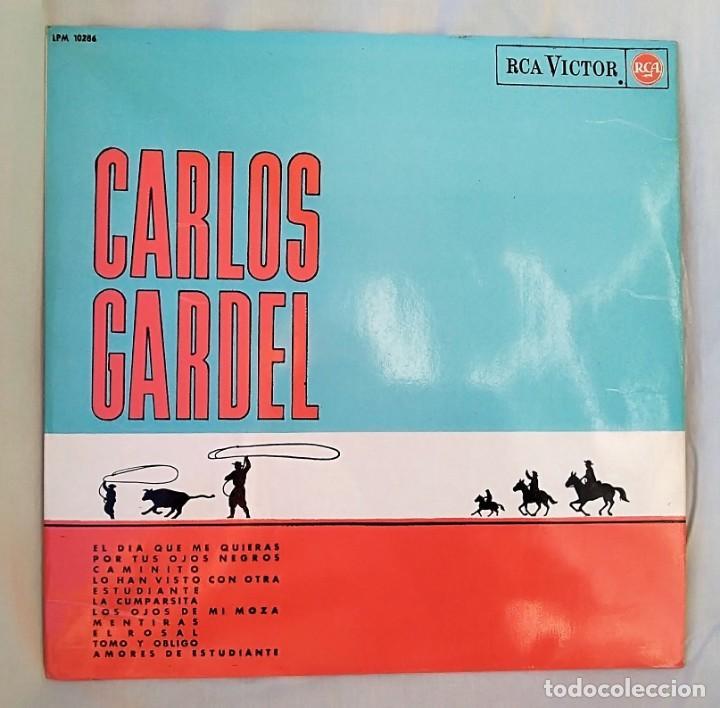 CARLOS GARDEL SU MAJESTAD... EL TANGO - EL DÍA QUE ME QUIERAS- RCA 1965 (Música - Discos - Singles Vinilo - Grupos y Solistas de latinoamérica)