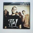 Discos de vinilo: DOBLE V. VICIOS Y VIRTUDES. DOBLE LP. TDKDA41. Lote 160234478