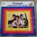 Discos de vinilo: LOS PAYOS - PEQUEÑA ANITA. Lote 160240508