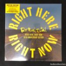Discos de vinilo: FAT BOY SLIM - RIGHT HERE RIGHT NOW - 12 SINGLE - AÑO 2019 RSD. Lote 160248806