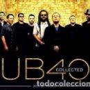 Discos de vinilo: UB40 - COLLECTED - 2XLP - AÑO 2017. Lote 160250742