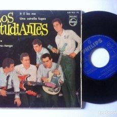 Discos de vinilo: LOS ESTUDIANTES - IT IL BE ME - EP 1963 - PHILIPS. Lote 160261614