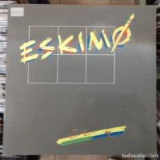 Discos de vinilo: ESKIMO - UNTITLED EP MINI-ALBUM ED FRANCIA 1985. Lote 160266754