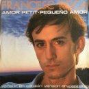 Discos de vinilo: FRANCESC ROCA - PROMOCIONAL - AMOR PETIT / PEQUEÑO AMOR (EPIC, SPAIN 1984). Lote 160268093