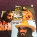 Discos de vinilo: DEMIS ROUSOS LOTE 3 SINGLES PHILIPS AÑOS 70. Lote 160270248