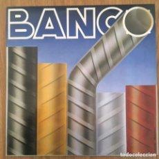 Discos de vinilo: BANCO UNA VEZ MAS MINILP 6 CANCIONES SELLO CITRA DISCO EXCELENTE. Lote 160272562