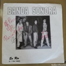 Discos de vinilo: BANDA SONORA - EN RÍO. POP CANARIO. Lote 180418705