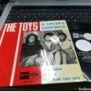 Discos de vinilo: THE TOYS EP A LOVER'S CONCERTO + 3 ESPAÑA 1966. Lote 160276021