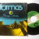 Discos de vinilo: FORMAS - SOLEA / AHI ABAJO LA TIERRA - SINGLE 1981 - SURCOSUR - JULIO MATITO. Lote 160277122