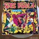 Discos de vinilo: VV.AA. - SKATE BOARD 4 - LP DOBLE BLANCO Y NEGRO 1992. Lote 160282158