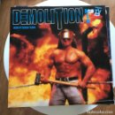 Discos de vinilo: VV.AA. - DEMOLITION MIX - LP DOBLE BLANCO Y NEGRO 1994. Lote 160282522