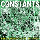 Discos de vinilo: LP THE CONSTANTS MAKE A GREASY PILE OF SHIT SONGS GREEN VINILO PUNK. Lote 160283042
