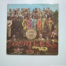 Discos de vinilo: THE BEATLES - SGT. PEPPER'S LONELY HEARTS CLUB BAND. HOLANDA. 1967. LP. TDKDA41. Lote 160284198