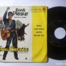 Discos de vinilo: ELVIS PRESLEY - TROUBLE - KING CREOLE O.S.T - EP 1962 - RCA. Lote 160287074