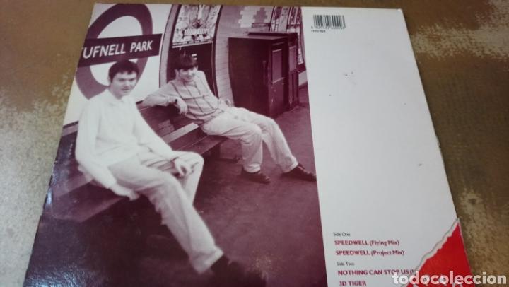 Discos de vinilo: St. Etienne –Speedwell (Flying Mix) c/w Nothing Can Stop Us (Instrumental) - The Dean Thatcher Mi - Foto 2 - 160290534