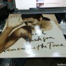 Discos de vinilo: MICHAEL JACKSON MAXI REMEMBER THE TIME ESPAÑA 1992 EN PERFECTO ESTADO. Lote 160293449