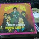 Discos de vinilo: TUSET 31 SINGLE PROMOCIONAL ESTO ES AMISTAD 1969. Lote 160293956