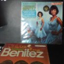 Discos de vinilo: 2 EP DE LAS HERMANAS BENITEZ : EL FOLKLORE AMERICANO + QUIERO DECIRTE . Lote 160297382