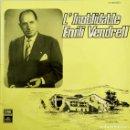 Discos de vinilo: EMILI VENDRELL (LP) 1966 - L'INOBLIDABLE EMILI VENDRELL - CANÇONS POPULARS CATALANES. Lote 28766563