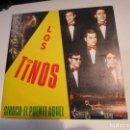 Discos de vinilo: LOS TINOS - SINGLE 7'' - SIROCO + EL PUENTE AQUEL - VICTORIA 1970. Lote 160297810