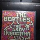 Discos de vinilo: SG THE BEATLES : LADY MADONNA + THE INNER LIGHT . Lote 160298506