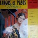 Discos de vinilo: VINILO TANGOS ET PASOS CELEBRES. Lote 160305369