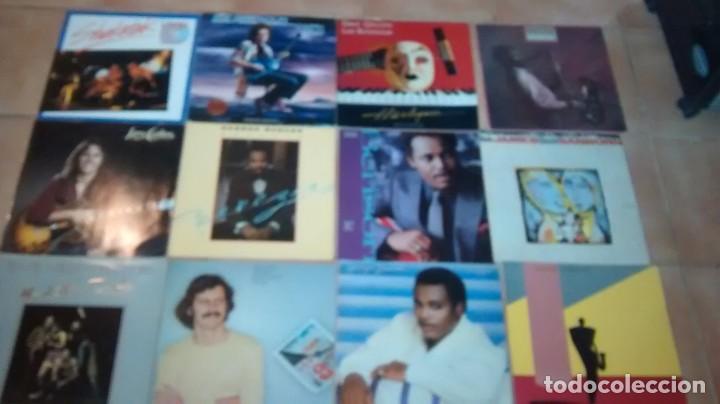 LOTE DE 20 VINILOS JAZZ FUSION FUNK ROCK (Música - Discos - Singles Vinilo - Jazz, Jazz-Rock, Blues y R&B)