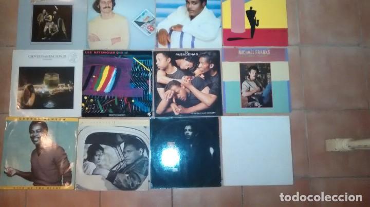 Discos de vinilo: Lote de 20 vinilos Jazz Fusion Funk Rock - Foto 5 - 160306078