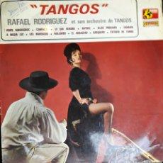 Discos de vinilo: VINILO TANGOS RAFAEL RODRIGUEZ. Lote 160306553