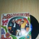 Discos de vinilo: LOS 3 SUDAMERICANOS - UNA VIDA NUEVA - LA CHEVECHA. Lote 160312089