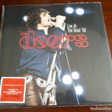 Discos de vinilo: THE DOORS - LIVE AT THE BOWL 68 - DOBLE 2.LP - COMO NUEVO - REDICCION . Lote 160315018