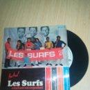 Discos de vinilo: LES SURFS - CANTAN EN ESPAÑA + 4 CANCIONES. Lote 160321830