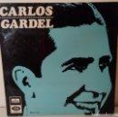 Discos de vinilo: CARLOS GARDEL - ODEON MOCL 5318 (DISCO AZUL). Lote 160323118