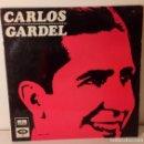 Discos de vinilo: CARLOS GARDEL - ODEON MOCL 5306 (DISCO ROJO). Lote 160323558