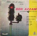 Discos de vinilo: BOB AZZAM, SU ORQUESTA Y MINY GERARD: ALTO EN EL CRUCE: AMOR EN PORTO-FINO / CANCIÓN DE ORFEO + 2. Lote 160348490