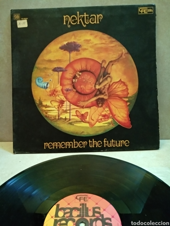 NEKTAR REMEMBER THE FUTURE 1975 (Música - Discos - Singles Vinilo - Pop - Rock - Extranjero de los 70)