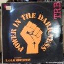 Discos de vinilo: TRB - POWER IN THE DARKNESS LP ED ESPAÑOLA 1978. Lote 160360274