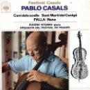 Discos de vinilo: EP 1964 - PABLO CASAL- FESTIVAL CASALS. Lote 160374410