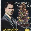 Discos de vinilo: EP 1958 - LUCHO GATICA - ESTÁ NOCHE ES NOCHEBUENA + 3. Lote 160375058