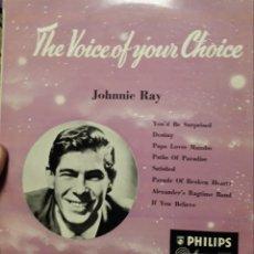 Discos de vinilo: VINILO JONNY RAY LOTE DE 3 UNIDADES. Lote 160375392