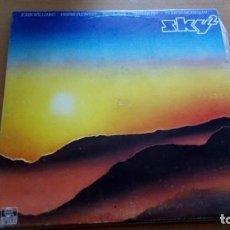 Discos de vinilo: SKY 2 DOBLE LP SPAIN GATEFOLD 1980. Lote 160384542