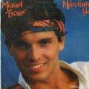 Discos de vinilo: SINGLE DE MIGUEL BOSÉ 1981 - MÁRCHATE YA - MÁS ALLÁ. Lote 160385230
