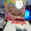 Discos de vinilo: 2 LP'S DEL GRUPO QUILAPAYUN ( CHILE ) : BASTA + PATRIA . Lote 160391726