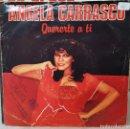 Discos de vinilo: SINGLE / ANGELA CARRASCO / QUERERTE A TI - NO QUIERO BAJAR DE MI NUBE / ARIOLA 100714-A / 1979 PROMO. Lote 160395918