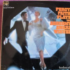 Disques de vinyle: LP - PERCY FAITH - PLAYS THE ACADEMY AWARD WINNER (ITALY, CBS 1967). Lote 160398026