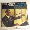 Discos de vinilo: FRANK SINATRA - EXTRAÑOS EN LA NOCHE Y OTROS ÉXITOS DE PELÍCULAS DISCO VINILO LP MÚSICA MOON RIVER. Lote 160400774