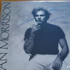 Discos de vinilo: VAN MORRISON WAVELENGTH LP INSERTO. Lote 160403346